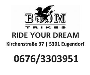 Der Trike Verleih in Eugendorf